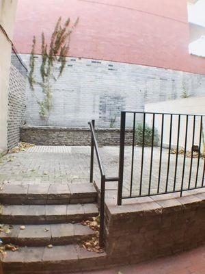 254 E 33rd street 4 backyard